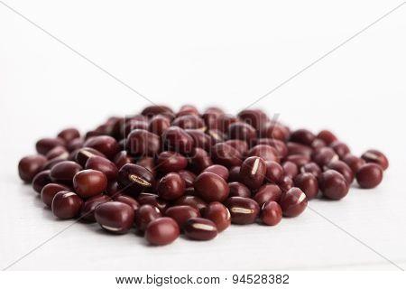 Red Haricot Beans (adzuki)