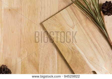 Wood Texture  Frame Background