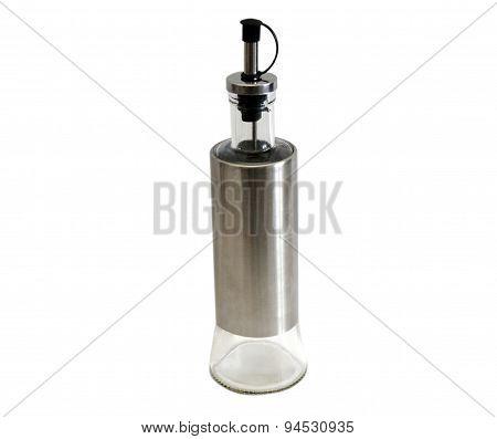 Empty Bottle For Olive Oil