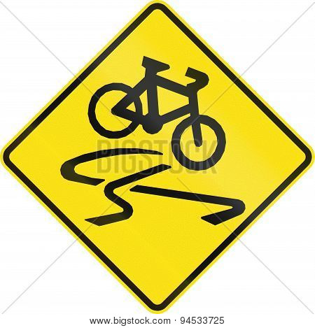 Slip Danger For Cyclists In Australia