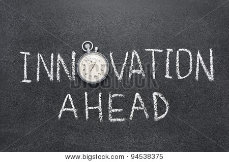 Innovation Ahead