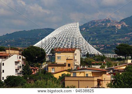 Rome Modern Pyramid