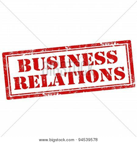 Business Relations