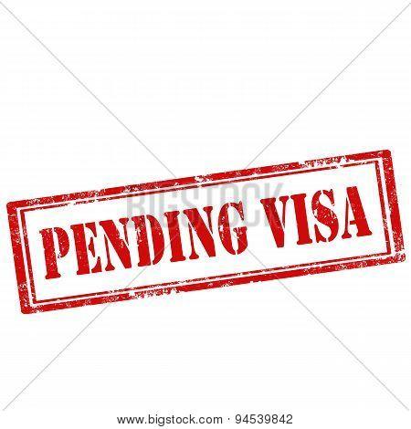 Pending Visa