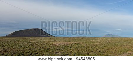 Three Buttes, Idaho