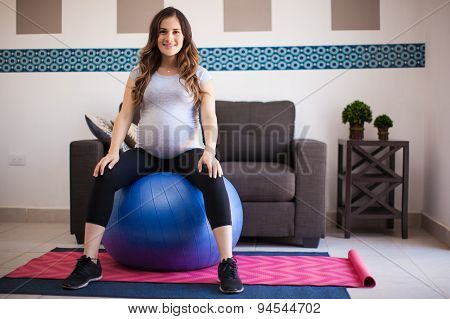Exercise Is Good For Pregnancy