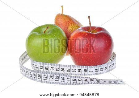 Fruits Apple, Pear