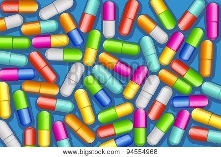 pills a lot