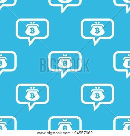 Bitcoin purse message pattern