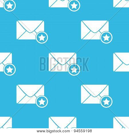 Favorite letter pattern