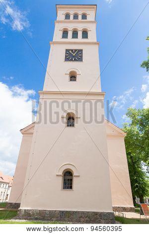 Church Facade Liebenwalde