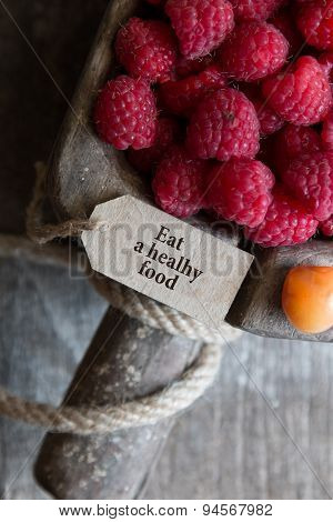 Eat A Healhy Food