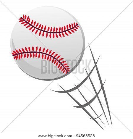 Speeding Baseball Motion