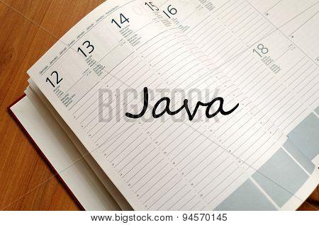 Java Text Concept