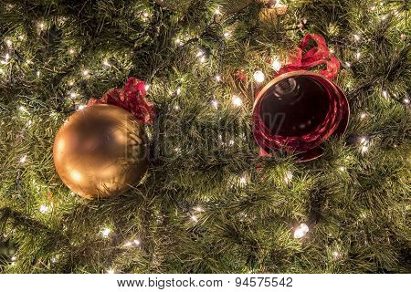 Festive Christmas Background #2
