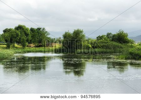 Gyeongpo Wetlands Park