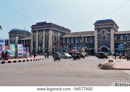 Thiruvananthapuram Central Railway Station