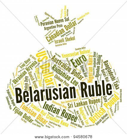 Belarusian Ruble Indicates Forex Trading And Currency
