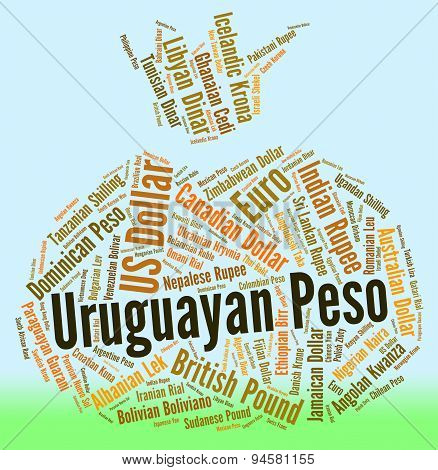 Uruguayan Peso Indicates Forex Trading And Currencies