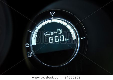 Fuel Gauge Full
