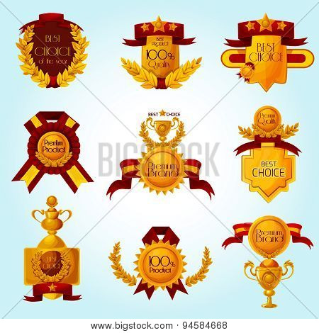Award Sale Emblems