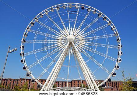 Echo Wheel, Liverpool.
