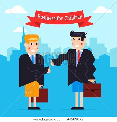Business Kids