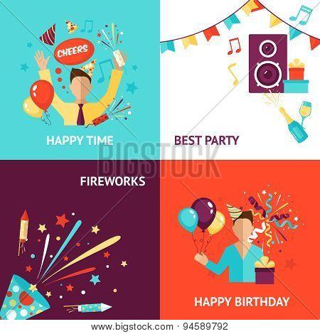 Party Design Concept