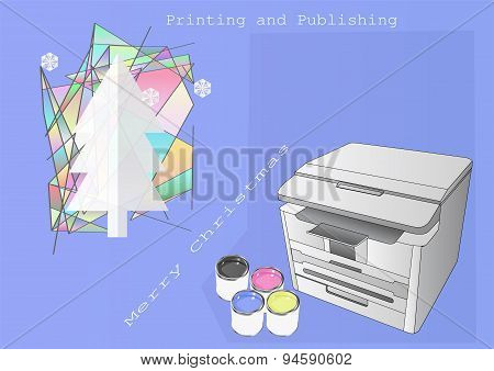 Printing And Publishing Christmas