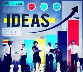 pic of motivation talk  - Idea Ideas Inspiration Motivation Strategy Imagination Concept - JPG