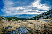 stock photo of mountain-range  - The Tatra Mountains Tatras or Tatra and in Slovak  - JPG