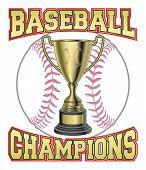 Постер, плакат: Baseball Champions