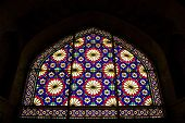 image of shiraz  - stained - JPG