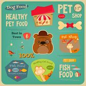picture of petting  - Pet Shop Card - JPG