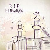 pic of eid festival celebration  - Muslim community festival - JPG