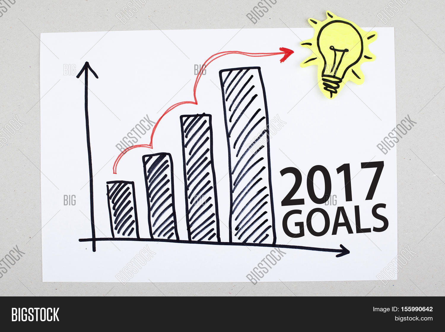 2017 goals success concept new year resolutions plans and 2017 goals success concept new year resolutions plans and aspirations