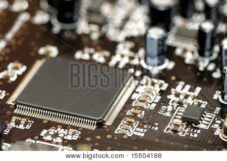 elektronische Schaltung