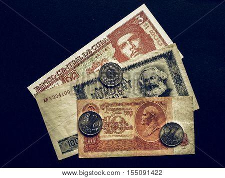 Vintage Money Picture