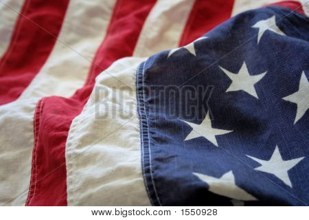 Old American Flag 3