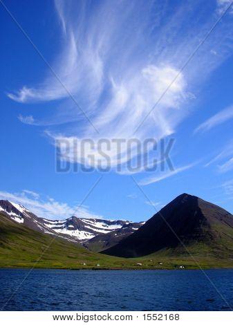 Fjord Skies, Siglufjordur, Iceland