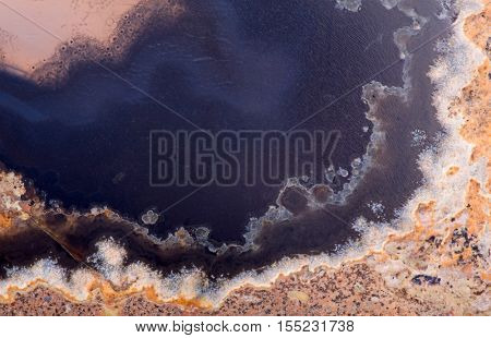 background with contrast agate structure