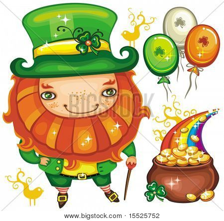 St. Patrick's Day set series 4