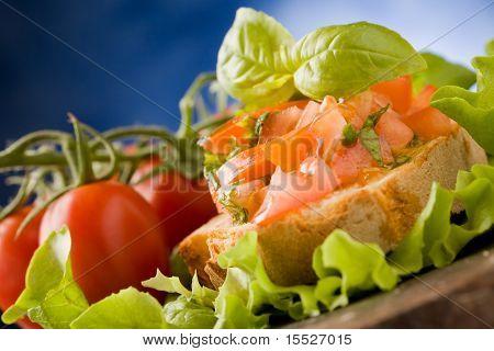 Bruschetta - Appetizer