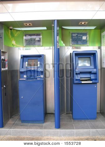 Two Atm Machines