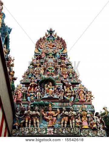 Hindu Temple - Sri Veeramakaliamman Temple