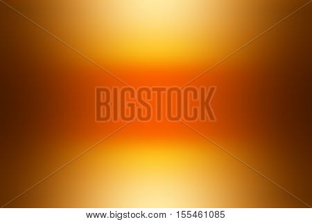 gold gradient background / orange-yellow backdrop background / used for background and wallpaper