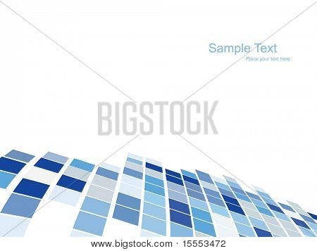 Vector Mosaic muster design