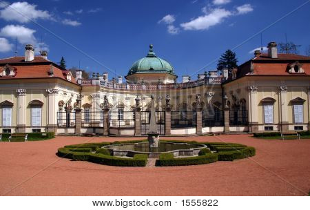 Castle - Czech Buchlovice