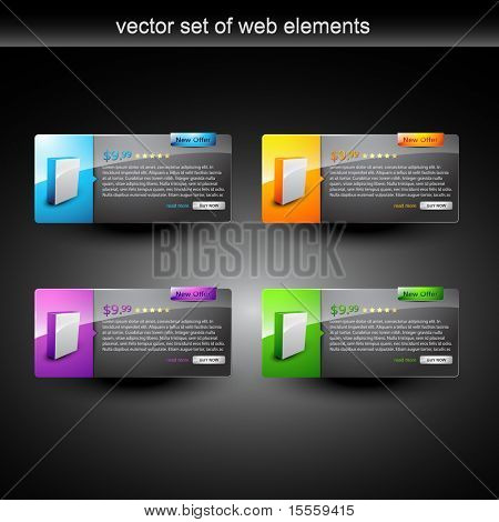 web element showing product for sale