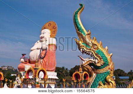 Naga Head And King Sang Ja E Gum Science